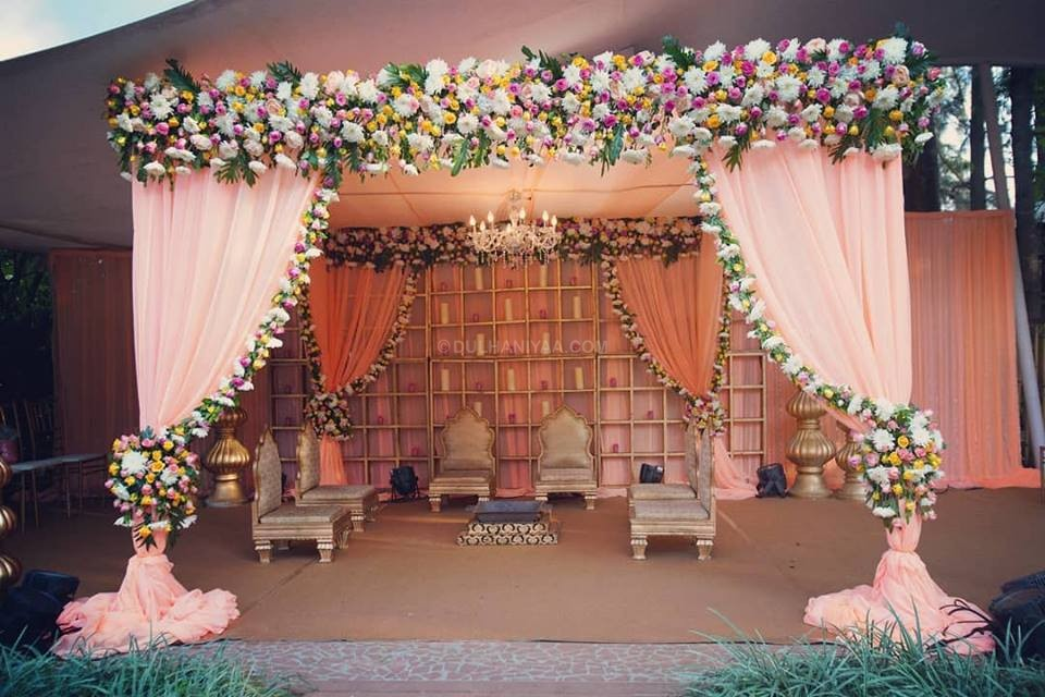 Pratha Wedding Decor