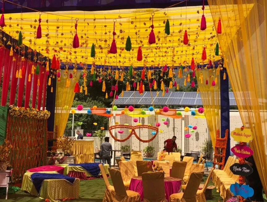 GK Decorators and Catering