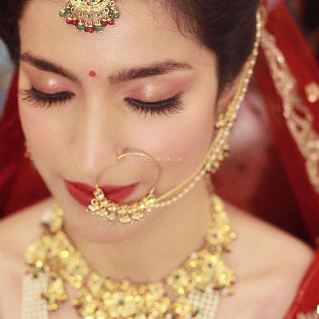 Makeup by Megha and Garima